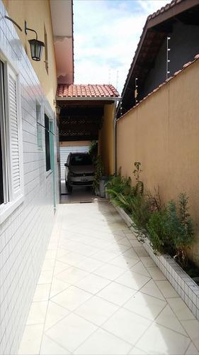 ref.: 2036 - casa em praia grande, no bairro canto do forte - 3 dormitórios