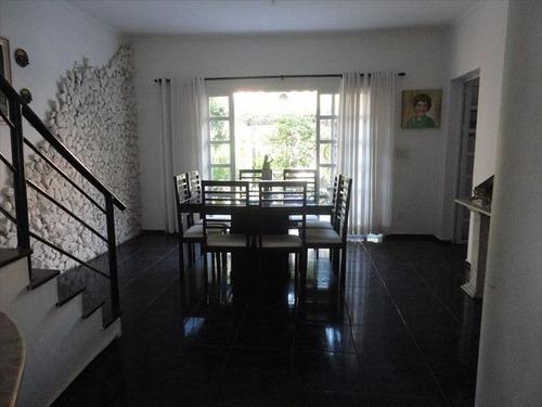 ref.: 20360801 - casa em praia grande, no bairro forte - 3 dormitórios