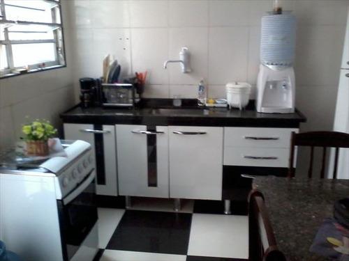 ref.: 20365701 - casa em praia grande, no bairro guilhermina - 3 dormitórios