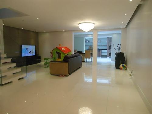 ref.: 20370601 - casa em praia grande, no bairro boqueirao - 3 dormitórios