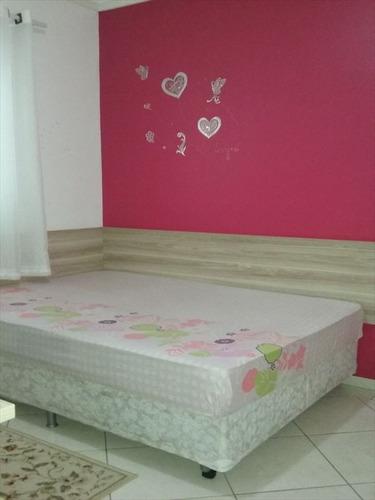 ref.: 20373200 - casa em praia grande, no bairro guilhermina - 3 dormitórios