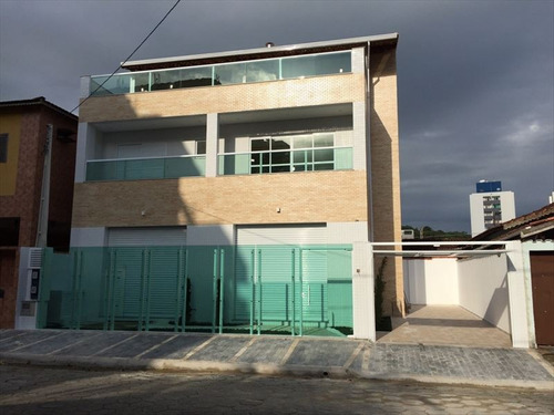 ref.: 20373300 - casa em praia grande, no bairro forte - 3 dormitórios