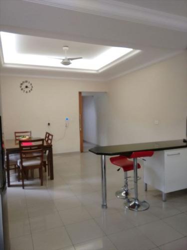 ref.: 20374000 - casa em praia grande, no bairro guilhermina - 3 dormitórios