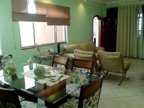 ref.: 20374400 - casa em praia grande, no bairro guilhermina - 3 dormitórios