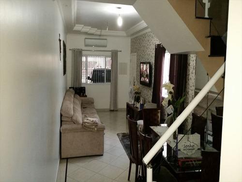 ref.: 20374501 - casa em praia grande, no bairro guilhermina - 3 dormitórios