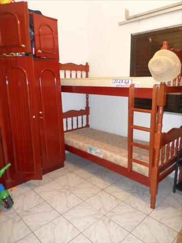 ref.: 20376100 - casa em praia grande, no bairro florida - 3 dormitórios