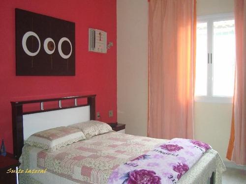 ref.: 20376501 - casa em praia grande, no bairro guilhermina - 3 dormitórios