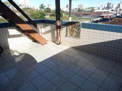 ref.: 20377001 - casa em praia grande, no bairro sitio do campo - 3 dormitórios
