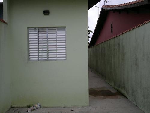 ref.: 203800 - casa em mongagua, no bairro jussara - 2 dormitórios