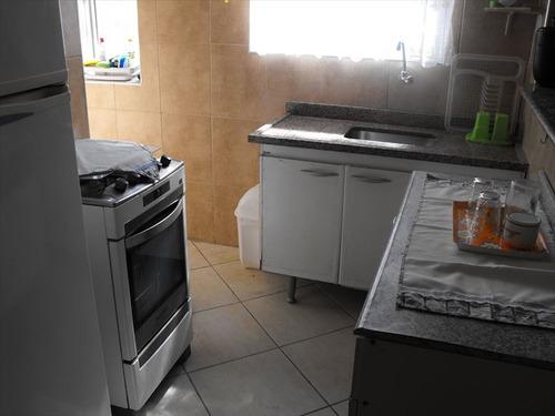 ref.: 2039 - apartamento em praia grande, no bairro boqueirao - 1 dormitórios