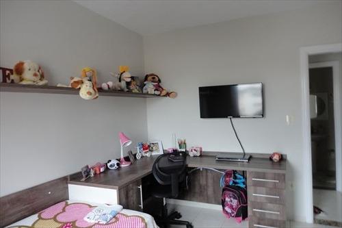 ref.: 2039 - apartamento em praia grande, no bairro boqueirao - 2 dormitórios