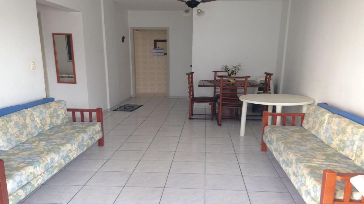 ref.: 204 - apartamento em praia grande, no bairro ocian - 2 dormitórios