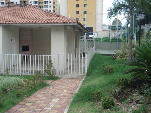 ref.: 2042 - apartamento em osasco, no bairro jaguaribe - 2 dormitórios