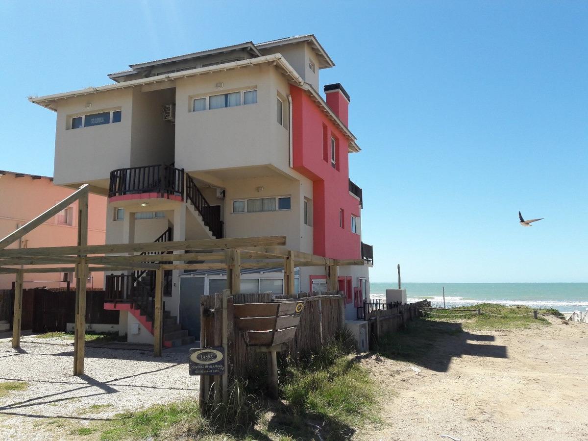 ref: 2042 - departamento en venta - pinamar, zona mar de ostende