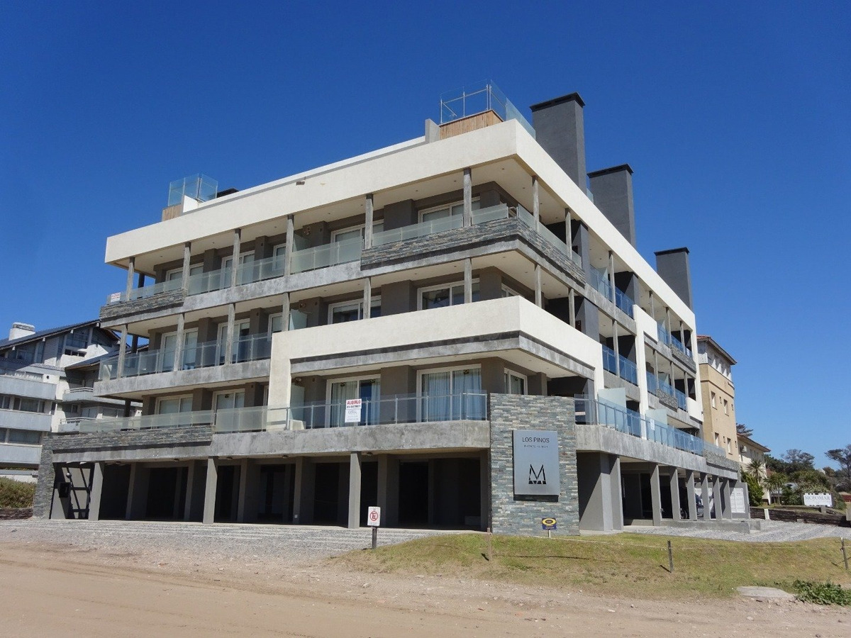 ref: 2047 - departamento en venta - pinamar, zona centro playa