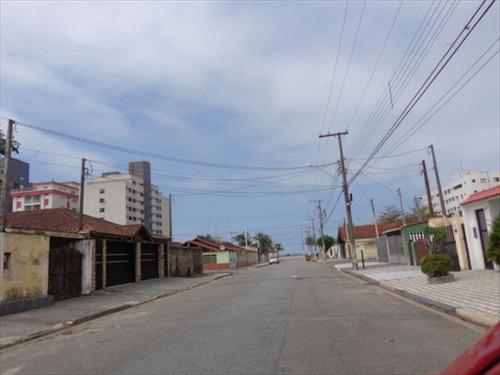 ref.: 205 - casa em praia grande, no bairro real - 3 dormitórios