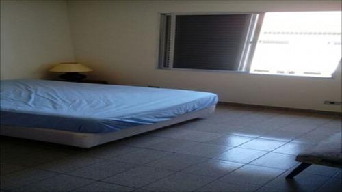 ref.: 2050 - apartamento em praia grande, no bairro vila guilhermina - 1 dormitórios