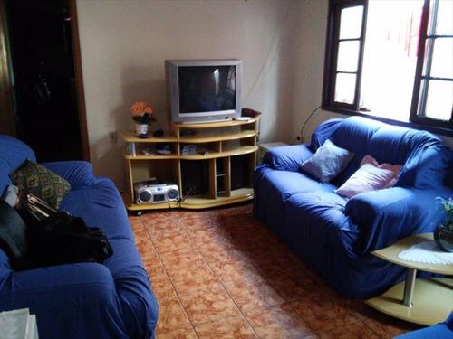 ref.: 205000 - casa em mongagua, no bairro itaoca - 2 dormitórios