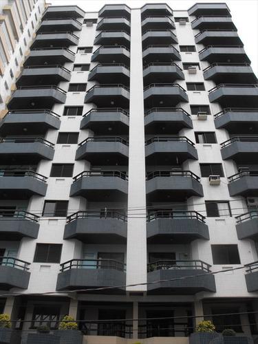 ref.: 2054 - apartamento em praia grande, no bairro guilhermina - 1 dormitórios