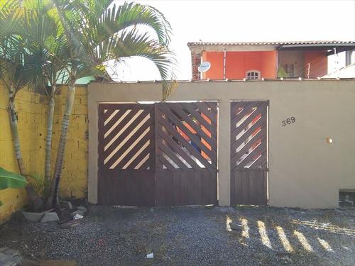 ref.: 205400 - casa em mongagua, no bairro florida mirim - 2 dormitórios