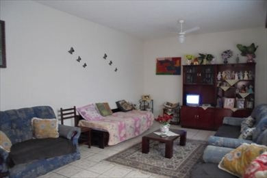 ref.: 205500 - casa em mongagua, no bairro vera cruz - 3 dormitórios