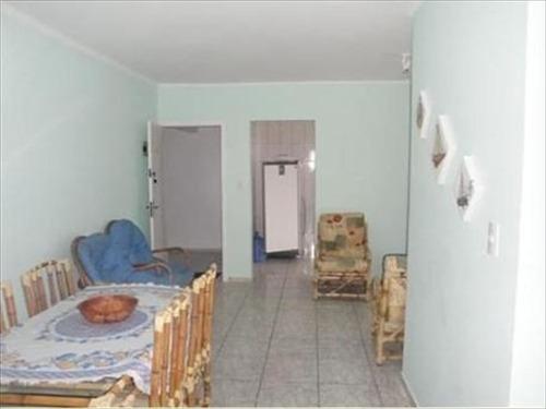 ref.: 2056 - apartamento em praia grande, no bairro tupi - 2 dormitórios