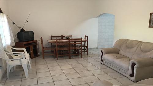 ref.: 2056 - casa em praia grande, no bairro canto do forte - 2 dormitórios