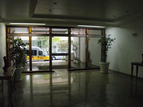 ref.: 2062 - apartamento em sao vicente, no bairro itarare - 2 dormitórios