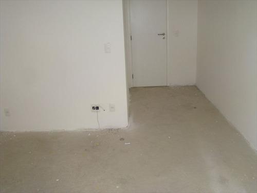 ref.: 206300 - apartamento em santos, no bairro ponta da praia - 3 dormitórios