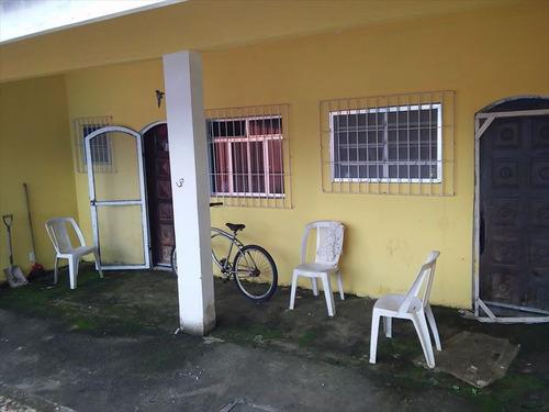 ref.: 206300 - casa em mongagua, no bairro itaoca - 1 dormitórios