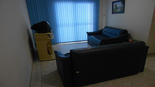 ref.: 2067 - apartamento em praia grande, no bairro vila guilhermina - 2 dormitórios
