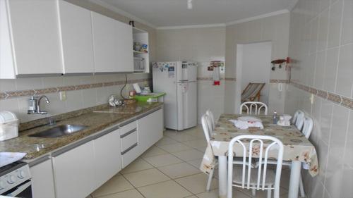 ref.: 2069 - apartamento em praia grande, no bairro vila guilhermina - 2 dormitórios