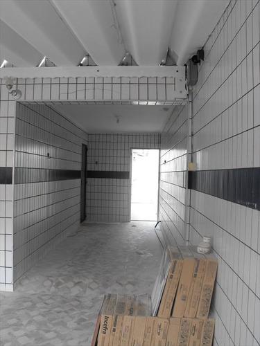 ref.: 2069 - casa em praia grande, no bairro guilhermina - 3 dormitórios