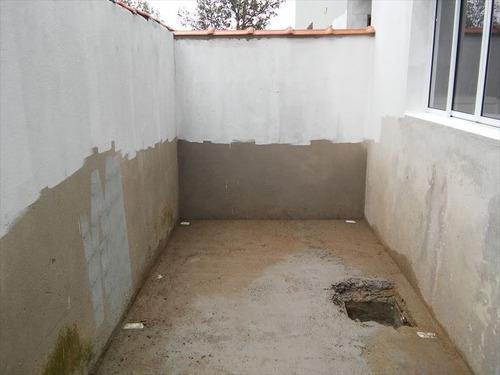 ref.: 206900 - casa em mongagua, no bairro vila atlantica - 2 dormitórios