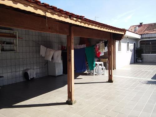 ref.: 207100 - casa em mongagua, no bairro jussara - 3 dormitórios