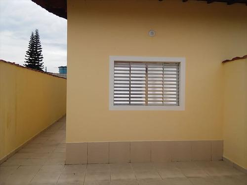 ref.: 207200 - casa em mongagua, no bairro jussara - 2 dormitórios
