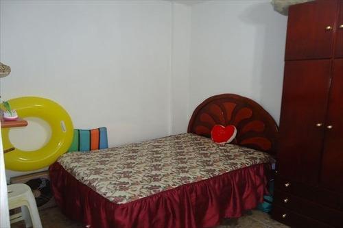 ref.: 2073 - apartamento em praia grande, no bairro canto do forte - 1 dormitórios