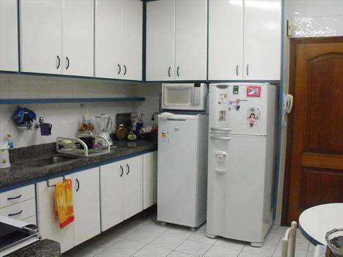 ref.: 2075 - apartamento em sao vicente, no bairro itarare - 2 dormitórios