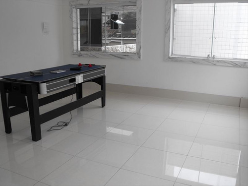 ref.: 2077 - apartamento em praia grande, no bairro aviacao - 2 dormitórios