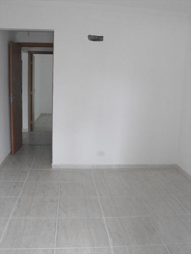 ref.: 2080 - apartamento em praia grande, no bairro guilhermina - 2 dormitórios