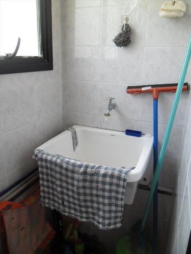 ref.: 2081 - apartamento em praia grande, no bairro ocian - 1 dormitórios