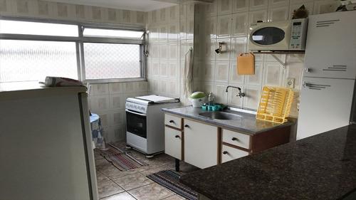 ref.: 2086 - apartamento em praia grande, no bairro vila guilhermina - 1 dormitórios