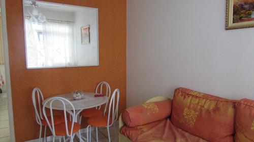 ref.: 209 - apartamento em praia grande, no bairro canto do forte - 1 dormitórios