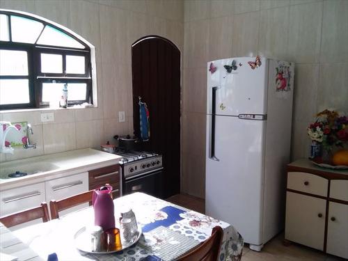ref.: 209000 - casa em mongagua, no bairro itaguai - 2 dormitórios