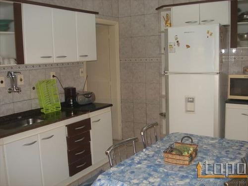 ref.: 2091 - casa em praia grande, no bairro boqueirao - 3 dormitórios