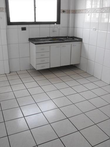 ref.: 2095 - apartamento em praia grande, no bairro guilhermina - 2 dormitórios