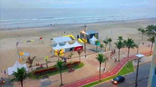 ref.: 2096 - apartamento em praia grande, no bairro cidade ocian - 1 dormitórios