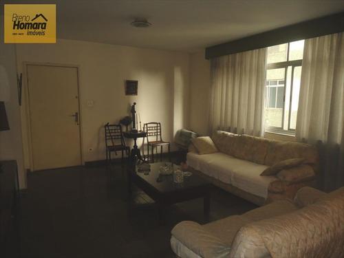 ref.: 2099 - apartamento em sao paulo, no bairro higienopolis - 3 dormitórios