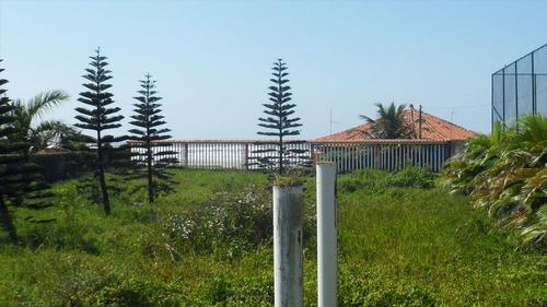 ref.: 210 - terreno em itanhaém, no bairro suarão