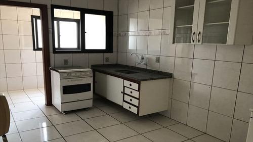 ref.: 2100 - apartamento em praia grande, no bairro vila guilhermina - 1 dormitórios